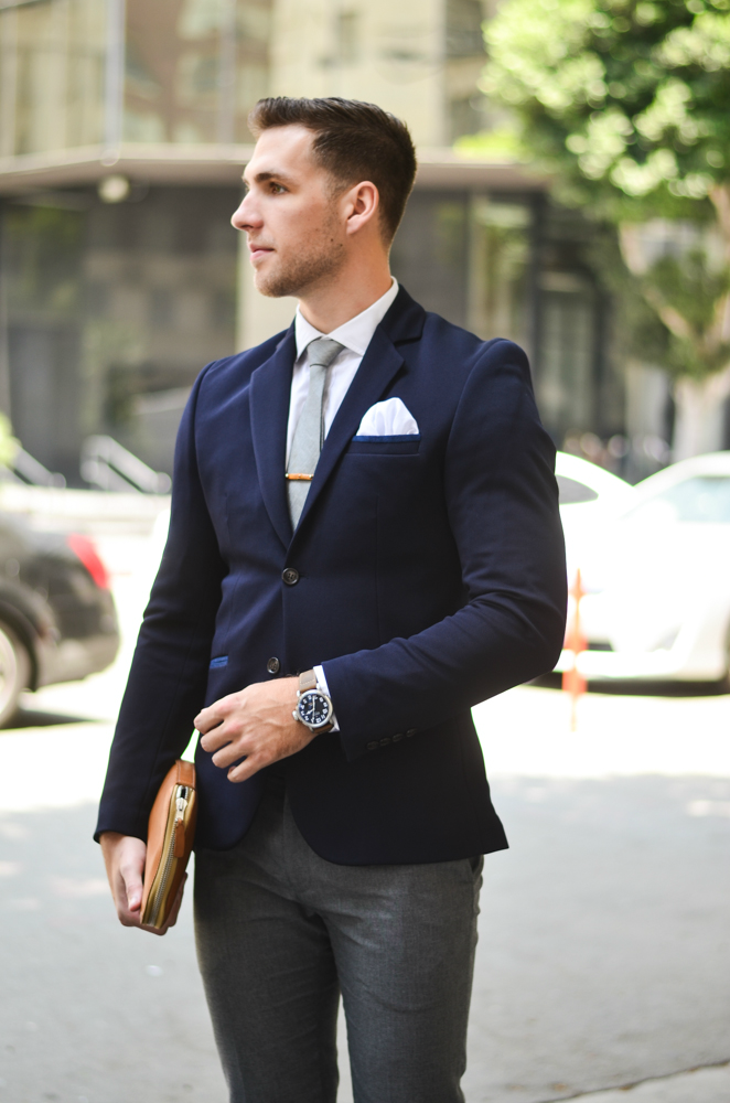 The Sport Coat | Dapper Fitness
